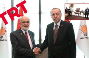 Erdoğan – Saadet flörtüne TRT'den Erbakan katkısı