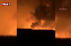 Afyonkarahisar'da yangın çıktı: İtfaiye ekipleri müdahale etmekte zorlanıyor!