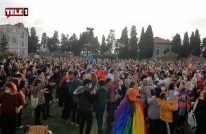Boğaziçili öğrencilerden, AKP'li Melih Bulu'ya 'Yuh Yuh' klibi