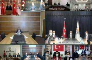 Bakan yardımcıları AKP toplantısında: 'Parti devleti fotoğrafı'