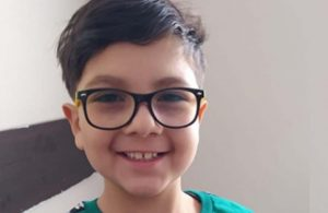 8 yaşındaki Yusuf Eymen dünya şampiyonu oldu