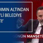 Murat Ongun yandaş kanalın görüntülerini 'hallerine gülelim' diyerek paylaştı: 'Medyadaki vasatlığa ibretlik bir video'