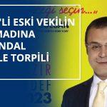 AKP'li eski vekilin damadına 12.8 milyonluk ihale verildi!