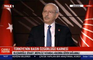 """Kılıçdaroğlu """"Demokratik yollarla iktidarı sandıkta yeneceğiz"""""""