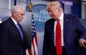 Business Insider: Pence, Trump'ı görevden almak için 25. maddeye başvurmayacak