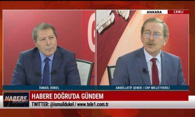 Abdüllatif Şener: Türkiye bu kararları uygulamazsa birçok konuda sorun yaşayacak – HABERE DOĞRU