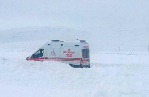 12 yaşındaki çocuk kafa travması geçirdi, sağlık ekipleri 7 saat sonra gidebildi