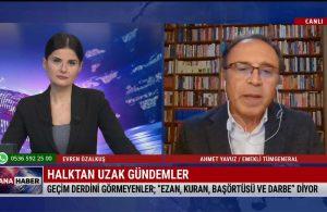 Darbe tehditi sürüyor mu? Emekli Tümgeneral Ahmet Yavuz açıkladı – TELE1 ANA HABER