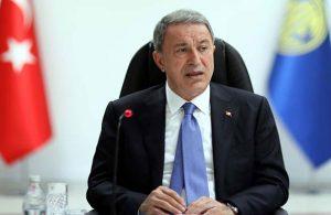 Savunma Bakanı Akar: Karabağ'da Türk ve Rus askerleri yarın göreve başlayacak