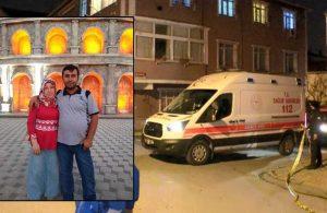 Sultanbeyli'de karısını önce rehin aldı sonra öldürdü