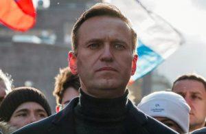 Rusya'da Navalny destekçileri eylem yaptı!