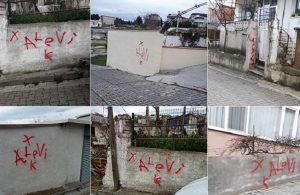 Alevi yurttaşların evi işaretlendi!