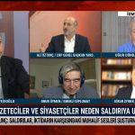 CHP'li Öztunç 'bugün önüme geldi' diyerek TELE1'de açıkladı: İşte AKP-MHP'nin oyu!