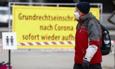 Almanya'da Covid-19 önlemi: Cezaevi kuruluyor