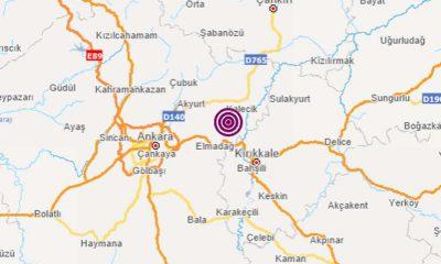 Ankara'da deprem! Mansur Yavaş: Ekiplerimiz teyakkuz halinde