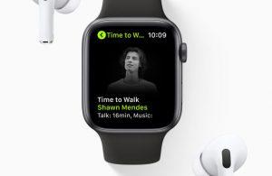 Time to walk özelliğini devreye soktu