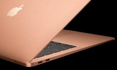 MacBook Air hakkında ayrıntı verdi