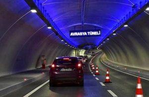 Avrasya Tüneli'ne büyük zam