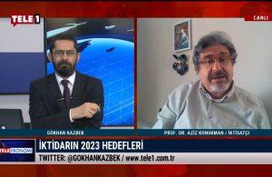 Erdoğan'ı 2023 hedeflerinden kim alıkoyuyor? – TELE EKONOMİ