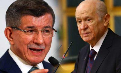 Bahçeli'nin Davutoğlu sırlarını MHP'liler açıkladı