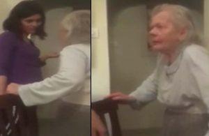 Kadıköy'de yaşlı kadına şiddet uygulayan bakıcı gözaltına alındı