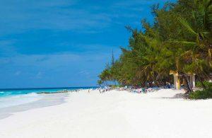 Ev yerine Barbados'taki plajdan çalış! 2000 dolara vize