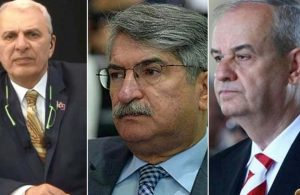 AKP'den Başbuğ, Ataklı ve Sağlar hakkında 81 ilde suç duyurusu