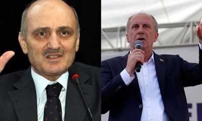 AKP'li eski bakandan dikkat çeken Muharrem İnce mesajı