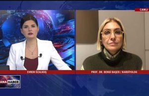 Prof. Dr. Bengi Başer: Türkiye, ülkeye giriş-çıkışları denetlemedi – TELE1 ANA HABER