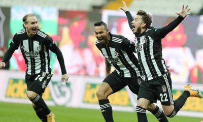 Beşiktaş – Göztepe: 2 – 1
