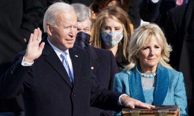 Başkanlık görevini devralan Biden'dan ilk açıklama!