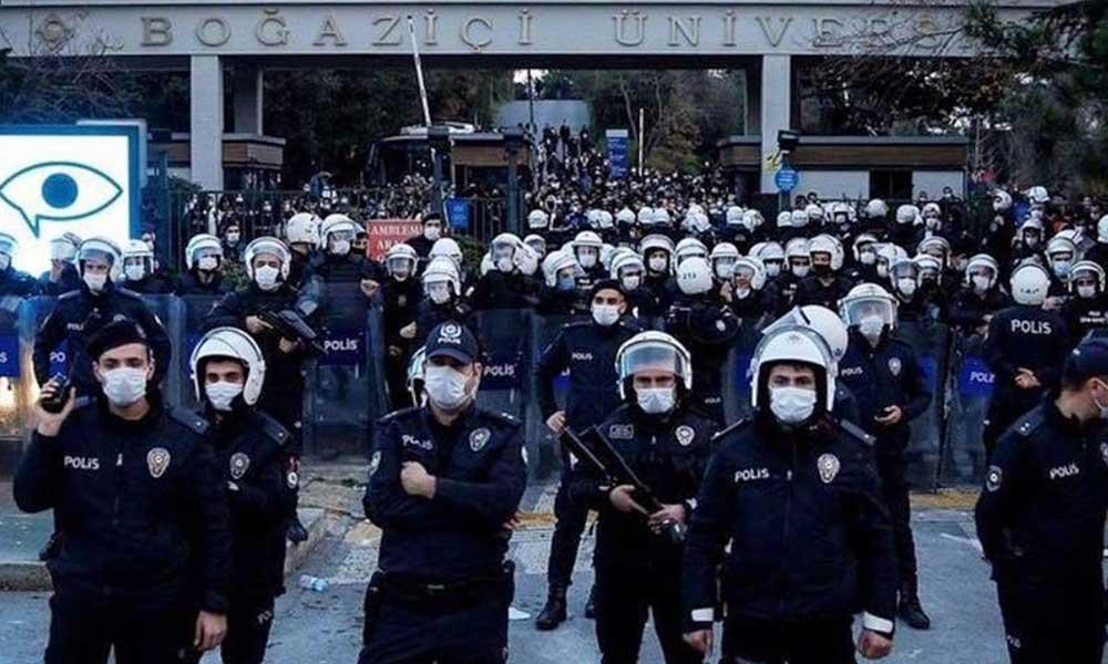 Boğaziçi eylemlerinde tutuklanan Murat Can Demirci tahliye edildi