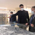 Bornova Belediye Başkanı Dr. Mustafa İduğ'dan Başkan Gökhan Yüksel'e ziyaret