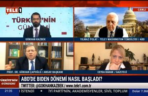 Gökhan Çapoğlu: Erdoğan'ın hiçbir şekilde hareket alanı yok