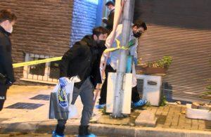 Üsküdar'da yalnız yaşayan genç evinin önünde ölü bulundu
