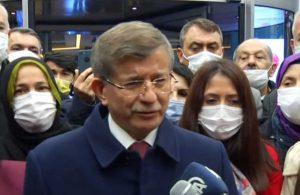 Davutoğlu'ndan Bahçeli ve Erdoğan'a tepki: Saldırıyı kınayan bir açıklama yapmadılar