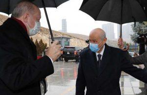 Erdoğan –  Bahçeli görüşmesinin sır perdesi aralandı
