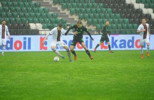 Fatih Karagümrük – İttifak Holding Konyaspor: 2-1