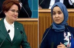 Akşener, Doğu Türkistanlı kadını ekrana çıkardığında Meclis TV yayını neden kesti?