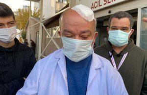 Sağlık emekçilerine şiddet bitmiyor: Maske uyarısı yapan doktora taşlı saldırı!