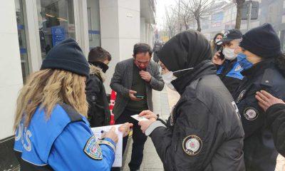 Polisten, kısıtlamayı ihlal eden çocuğa: Babana söyle 900 lira daha çeksin