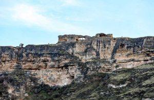 Eğil Kalesi ve kral mezarları UNESCO yolunda