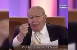Oğuzhan Asiltürk'ün sözleri sonrası Saadet Partililer Erbakan'ı paylaştı