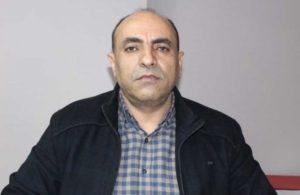 HDP Esenyurt İlçe Eş Başkanı Sağlam tutuklandı