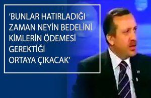Lütfü Türkkan arşivleri açtı: Erdoğan yıllar önce yaptığı konuşmada 'bugünleri' anlattı