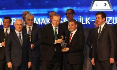 Emekçiler eylemdeyken, Erdoğan'dan plaket almıştı: Konkordato ilan etti