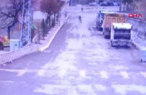 Erzincan'da fırtına: Bir genç ile köpeği ölümden son anda kurtuldu