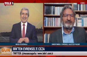Ender İmrek, Evrensel'e açılan soruşturmanın gerekçesini açıkladı: Emine Erdoğan'a güzel vasıflar atfetmeyerek hakaret etmek