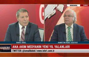 Gazeteci Fahrettin Fidan: Hukuku ayaklar altına almayın, bir gün size de lazım olur – HABERE DOĞRU
