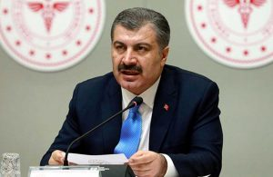 Sağlık Bakanı Koca, bir ülkeye daha uçuşların durdurulduğunu açıkladı